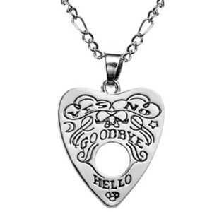 Hello Goodbye Yes No Oracle Ouija Necklace Boutique